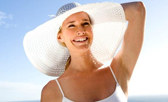 Huidveroudering zonneschade