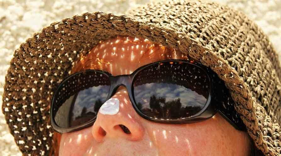 zonnebrandcrème huidverbetering